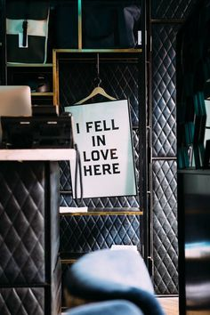 20 Uplifting - Outstanding Home Interior And Decor Ideas : Beyond Words i fell in love here poster in a room I Fall In Love, Falling In Love, Long Distance Love, Paper Towns, Picture Design, Picture Quotes, In This Moment, How To Plan, Interior Design