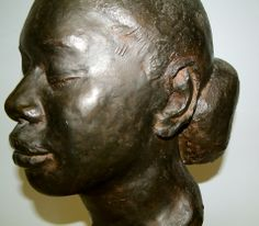 """universitybookstore: """"The career of African American artist Augusta Savage (February 1892 – March was fostered by the climate of the Harlem Renaissance. During the she was well. African American Culture, African American Artist, American Artists, Augusta Savage, Harlem Renaissance Artists, Plastic Art, Face Art, Creative Art, Sculpture Art"""