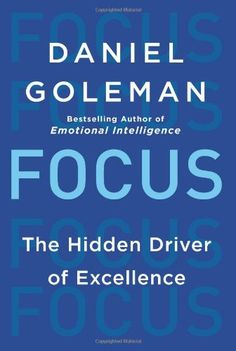 INTERVIEW: Dr. Daniel Goleman on Staying Focused #focus #psychology #leadership