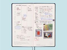週間手帳のweeks - 全ページ解説 - ほぼ日手帳 2017