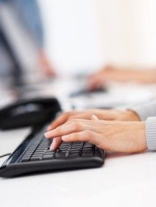 Typing & transcription