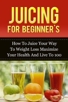Juicing For Beginner's - How To Juice Your Way To Weight Loss Maximize Your Health And Live To 100 (juicing, juicing recipes, juicing for weight loss, ... juicing for beginners, juicing for life) - Kindle edition by Ralph Adams. Health, Fitness & Dieting Kindle eBooks - $4.99  www.teelieturner.com