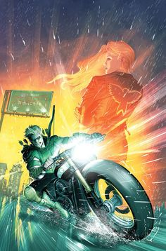 DC Universe Rebirth continues with this recent tackle GREEN ARROW from horror novelist Benjamin Percy! Benjamin Percy's critically acclaimed run on the Emerald Archer has all result in this in GREEN ARROW VOL. They killed Oliver Queen. Dc Comics Characters, Dc Comics Art, Green Arrow, Batgirl, Geeks, Overwatch, Arrow Comic, Dc Universe Rebirth, Dc Rebirth