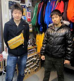 【新宿2号店】 2013年2月10日 S.H様とN.W様です!!  仲の良いお二人様でした♪またお二人でご来店くださいネ!!