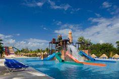 Sirenis Punta Cana Resort y Casino & AquaGames - Vaca. Tropical, Punta Cana, Channel, Outdoor Decor, Image, Art, Beach, Art Background, Kunst