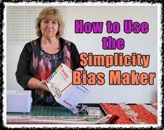 Simplicity Bias Maker Tutorial: A Super Easy Way to Make Bias Binding