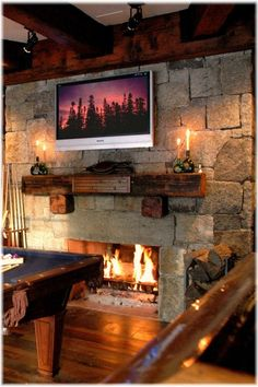 fireplace mantles can sport - photo #15
