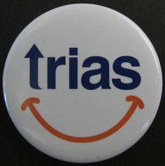 """""""Trias"""". Campanya del candidat de Convergència i Unió (CiU), Xavier Trias (1946), a l'alcaldia de la ciutat de Barcelona. a les eleccions municipals del 22 de maig de 2011"""