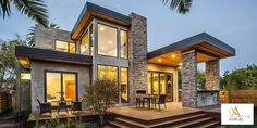 Innovation in our offerings combined with an emphasis on contemporary architecture.
