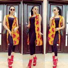 Top Ten Unique Ankara Styles Jacket You Should Try   Dabonke