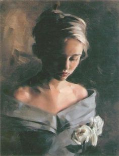 oil painting portrait - who knows the painter ???
