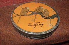 1920s Fazer confectionery tin, Finland Darjeeling, Confectionery, Finland, Product Design, 1920s, Espresso, Tin, Candy, Retro