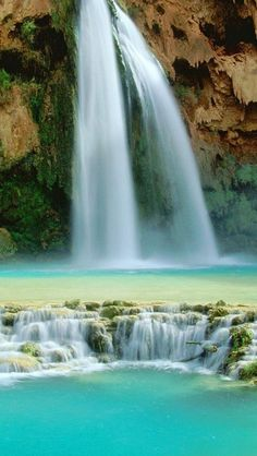 Havasu Falls in Arizona
