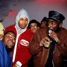 Biz Markie, LL Cool J, Big Daddy Kane