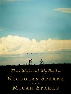 27 best ebooks images on pinterest reading books and books to read three weeks with my brother by nicholas sparks is available now through overdrive svpl fandeluxe Image collections