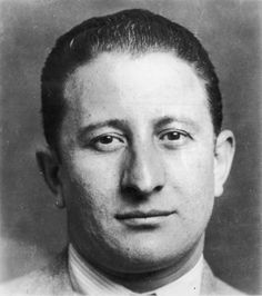Infamous Mobsters: 1935 mug shot of �Don� Carlo Gambino, the head of the NYC-based Gambino crime family.