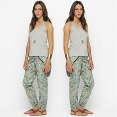 On adore le pantalon militaire !!