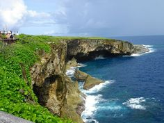 banzai cliff saipan - Google Search