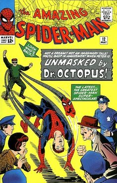 One of my all-time favorite Ditko covers (ASM #2)