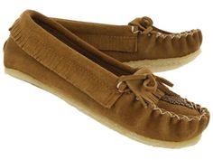 SoftMoc Moccasins Womens 2615 hazelnut crepe sole moccasins