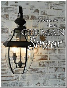 learn to do a german smear, painting                                                                                                                                                                                 More