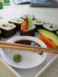 Basisrecept sushi