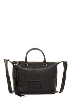 See By Chloe Alix Medium Genuine Leather Handbag On