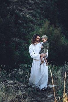 Jesus Artwork, Jesus E Maria, Jesus Wallpaper, Jesus Tattoo, Pictures Of Jesus Christ, Jesus Painting, Christian Pictures, Jesus Is Lord, Jesus Christ Lds