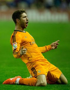 Sergio Ramos - Real Valladolid CF v Real Madrid CF