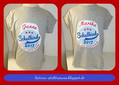 T-Shirts Schulkind 2017