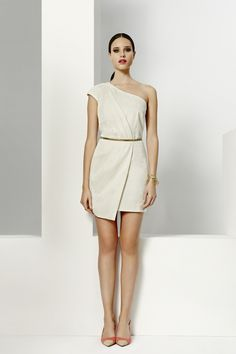 Cortefiel Look Book  SS14 PV14 Woman Mujer