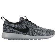 best sneakers 8069d 97d87 Womens Roshe Run Flyknit - Cool Grey   Black - Wolf Grey - White - Footwear  - Womens - Superette