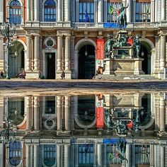 Palazzo Carignano #Torino Turin, Embedded Image Permalink, Mansions, House Styles, Places, Instagram Posts, Travel, Home, Italia
