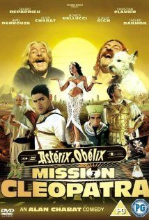 Astérix and Obélix go to Egypt to help architect Numérobis who is building a palace for Cleopatra.