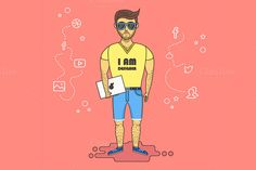 I am designer. by MarioMovement on Creative Market