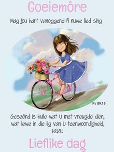 Good Morning Greetings, Good Morning Quotes, Afrikaanse Quotes, Goeie More, Prayer Quotes, Prayers, Cooking Recipes, Messages, Amen