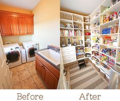 Get Inspired: 10 Amazing Pantry Makeovers - How to Nest for Less™