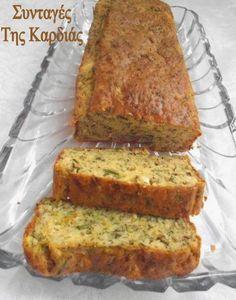 Αλμυρά κέικς, μάφινς και ταρτάκια