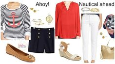 New Nautical – How to Climb On Board This Spring