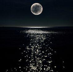 Love the ocean at night