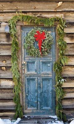Christmas Welcome...