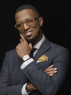 Rickey Smiley Shares Testimony Letting People Go In Order to Grow