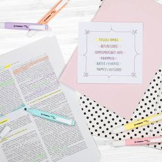 Stabilo Pastel Swing Cool Highlighters