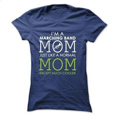 Marching Band Mom - #vintage t shirts #hoodies for girls. BUY NOW => https://www.sunfrog.com/Funny/Marching-Band-Mom-NavyBlue-Ladies.html?id=60505
