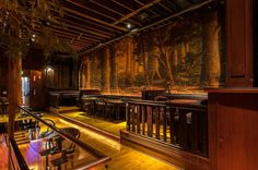Clifton's Cafeteria Presented in Its Completed Glory - Eater LA