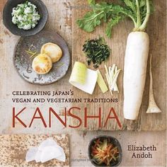 Kansha: Celebrating Japan's Vegan and Vegetarian Traditions by Elizabeth Andoh, http://www.amazon.com/dp/1580089550/ref=cm_sw_r_pi_dp_uHOlqb05P3E17