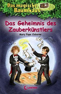 Das magische Baumhaus - Das Geheimnis des Zauberkünstlers: Band 48 von Mary Pope Osborne http://www.amazon.de/dp/378557892X/ref=cm_sw_r_pi_dp_E.a8wb05333C1
