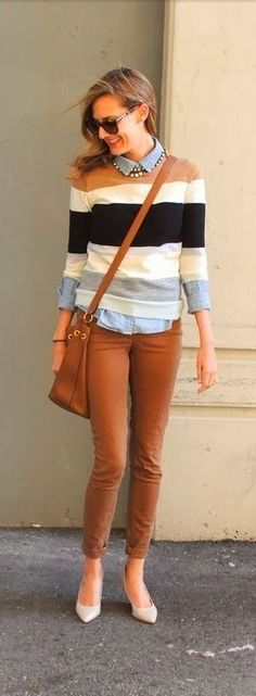 Winter Work Inspiration: Pants!