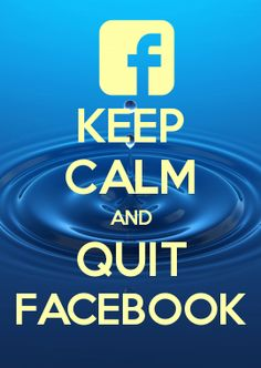 I've actually enjoyed not having a Facebook. I truly do not miss it at all. :)