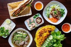 Pho Na: Das beste «Bánh mì» der Stadt Kimchi, Pho Bo, Banh Xeo, Tacos, Channel, Mexican, Ethnic Recipes, Food, Pork Roast